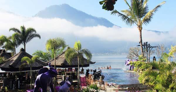 Batur Natural Hot Spring Bali