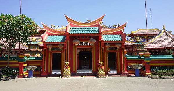 Caow Eng Bio Buddhist Temple Tanjung Benoa