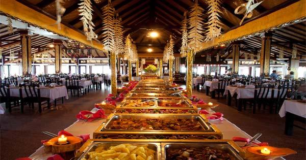 Kintamani Restaurant Bali