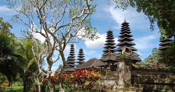 Mengwi Temple Bali