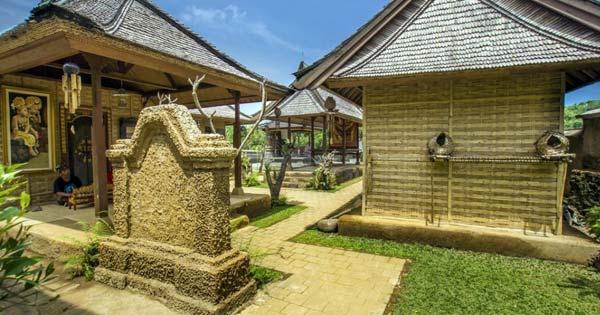 Holiday Experience To Taman Nusa Bali