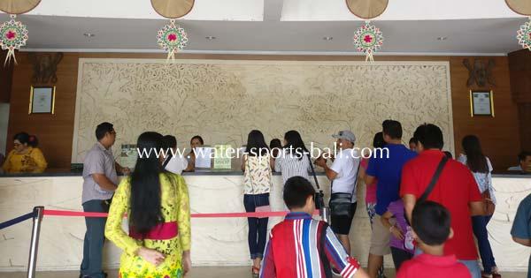 Place To Buy Taman Nusa Gianyar Entrance Ticket