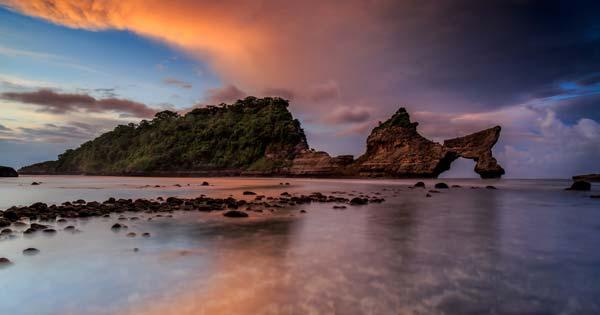 Atuh Beach Nusa Penida Bali