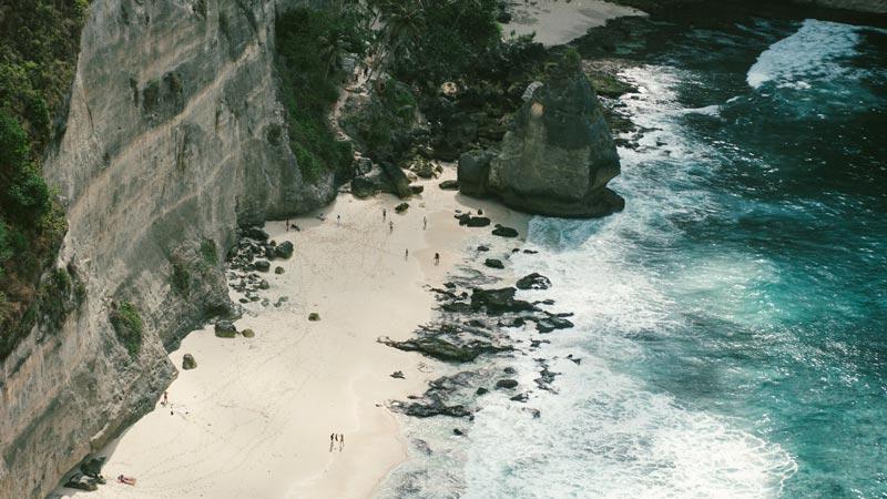 How To Get Atuh Beach Nusa Penida From Bali Island