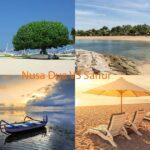 Nusa Dua VS Sanur