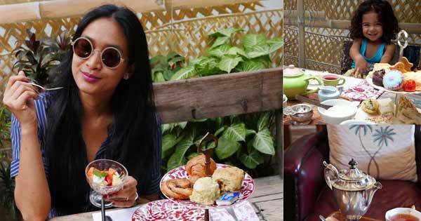 Biku Tea Lounge & Restaurant Kerobokan