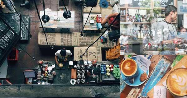The Coffee Library Seminyak