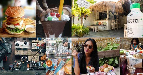 Unique Cafe In Bali