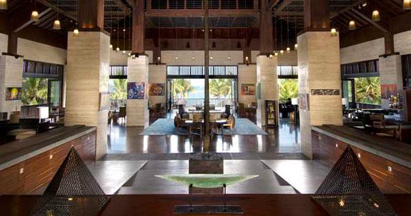 East Lobby Lounge Conrad Bali