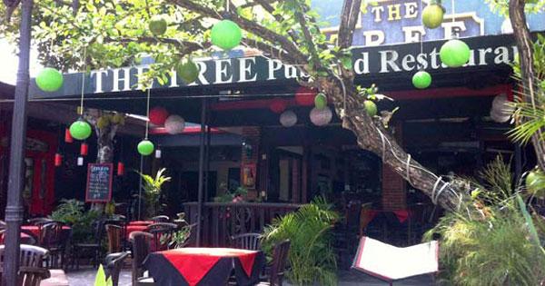 Pub Restaurant Tanjung Benoa - The Tree