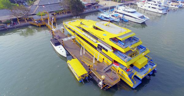 Bounty Cruise Benoa Harbor Bali