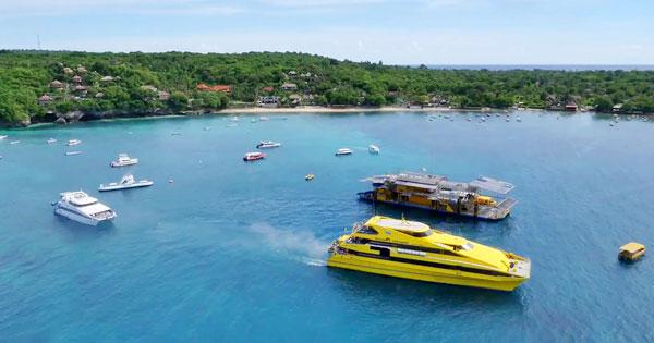 Bounty Cruise Ship