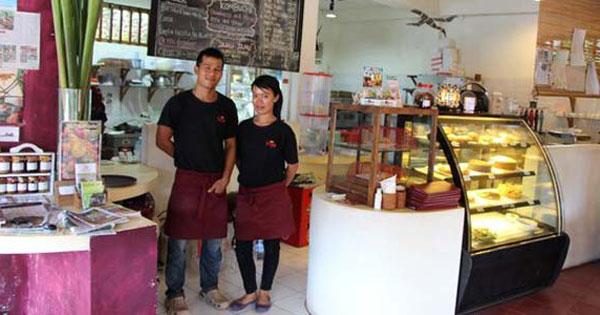 Cafe Vespa Ubud