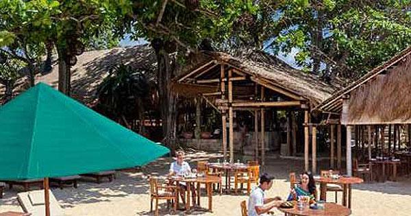 Cocos Beach Restaurant Tanjung Benoa