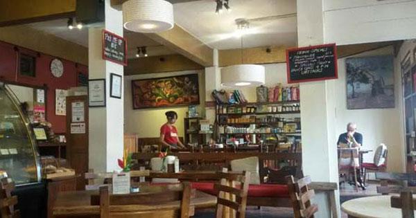 Kafe Ubud