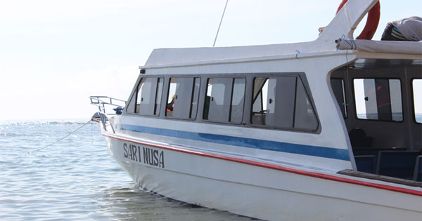 Sanur Public Speed Boat
