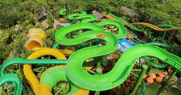 Best Waterpark Location In Bali
