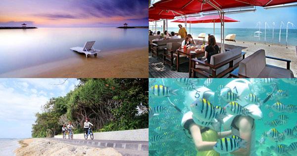 Ten Reasons Make Sanur Bali Attractive Kids Holiday Destination