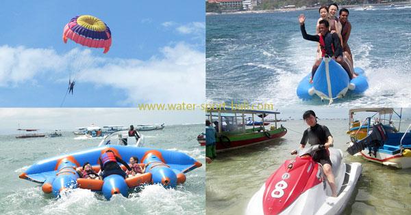 Bali Marine Water Sports Package No.8