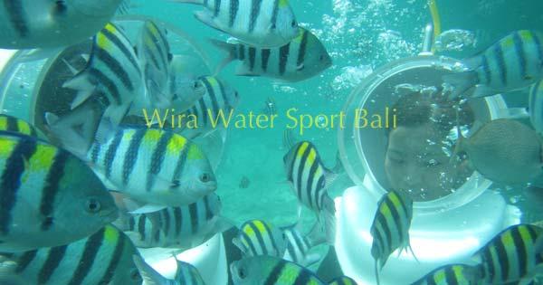 Seawalker Tour Tanjung Benoa