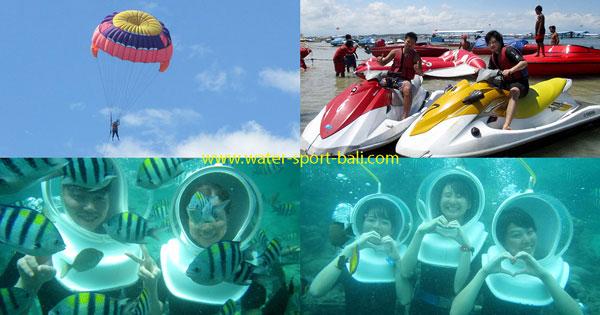 Favorite Vacation Activities In Tanjung Benoa