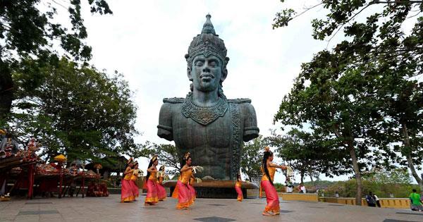 Wisnu Statue GWK Bali