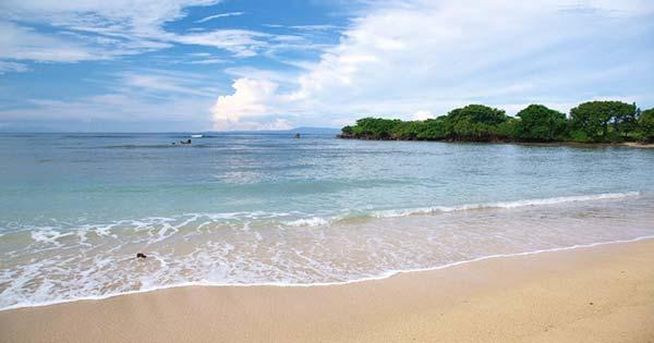 White Sand Beach Nusa Dua Bali