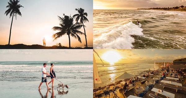 Echo Beach Canggu Bali