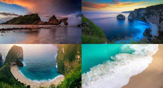 Nusa Penida Beaches Bali