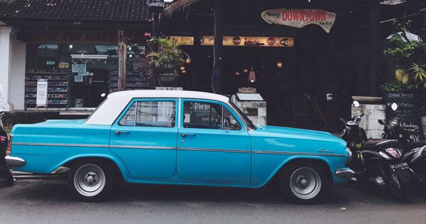 Bali Rent Car Transportation Option
