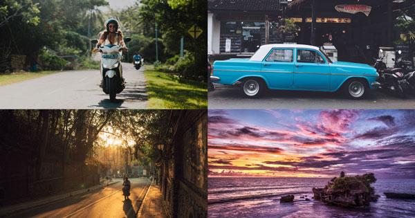 Bali Vacation Transportation Options