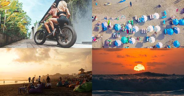 Batu Bolong Beach Canggu Bali