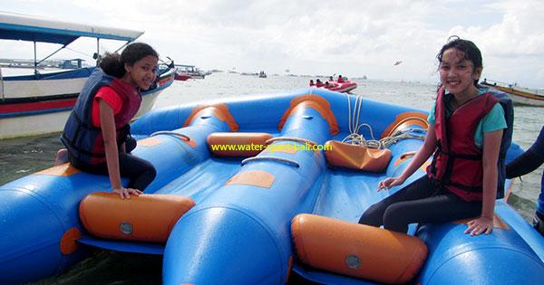 Flying Fish Boat Bali