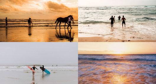 Petitenget Beach Seminyak Bali