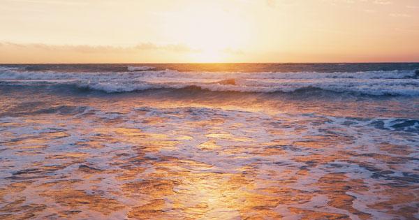 Petitenget Beach Sunset