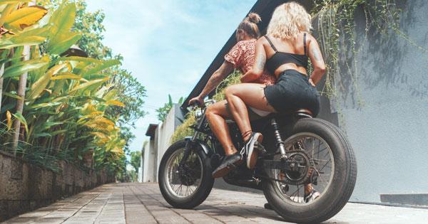 Transportation Options Canggu Bali
