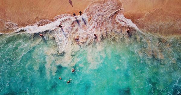 Visit Bali Island During The Dry Season