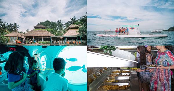 Bali Submarine Tour Review