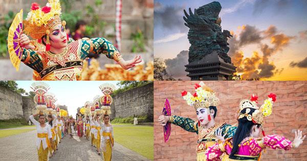 GWK Bali Vacation Experience
