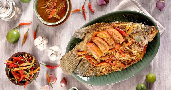 Gurami Pesmol Ikan Bakar Cianjur Renon Restaurant
