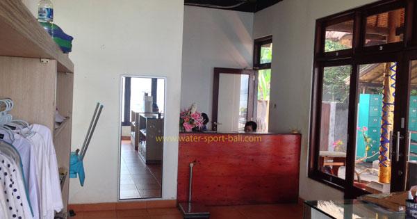 Reception Area Odyssey Submarine Bali