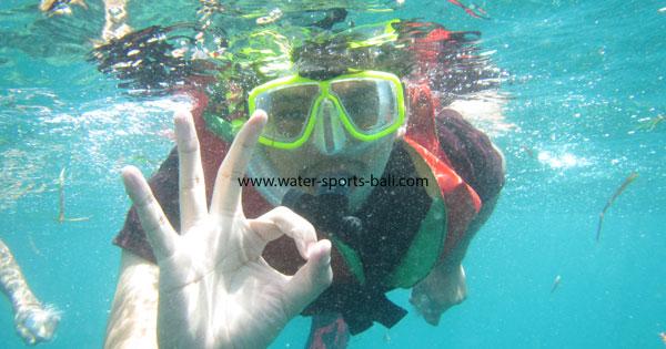 Bali Snorkeling In Tanjung Benoa Nusa Dua