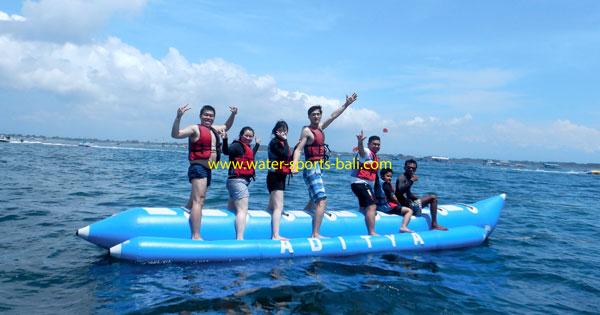 Banana Boat Tanjung Benoa Nusa Dua Rate