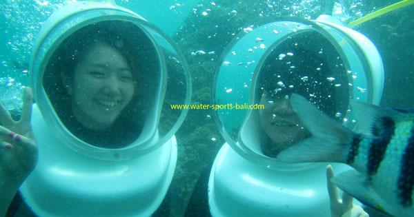 Helmet Diving Bali