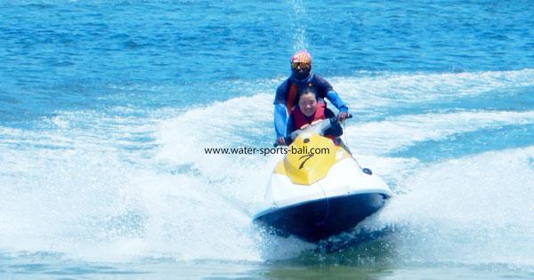 Jet Ski Ride Tanjung Benoa Bali