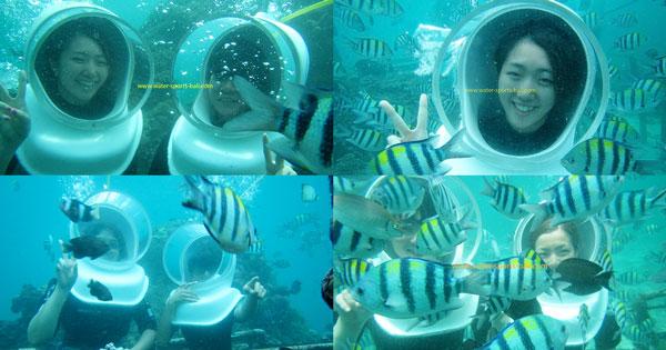 Seawalker Bali Tanjung Benoa