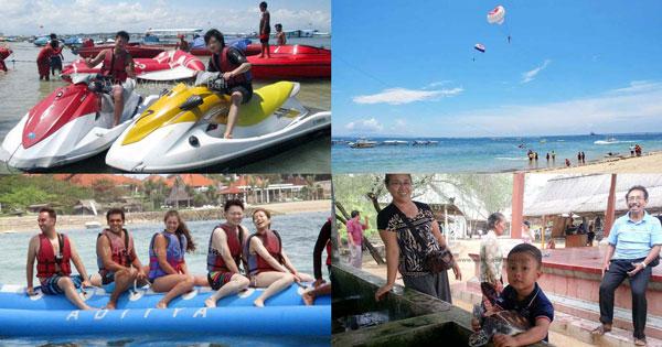 Watersport Bali Promo Package
