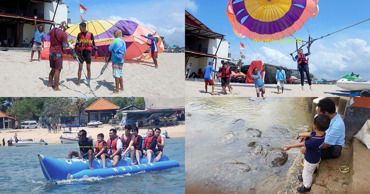 Watersports Package Nusa Dua