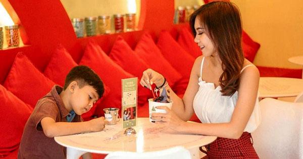 Frozen Yogi Ubud - Top 5 Affordable Bali Kids Restaurant