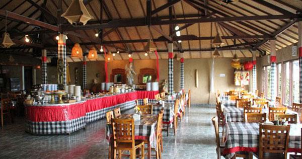 Mentari Restaurant Places to Eat in Bedugul